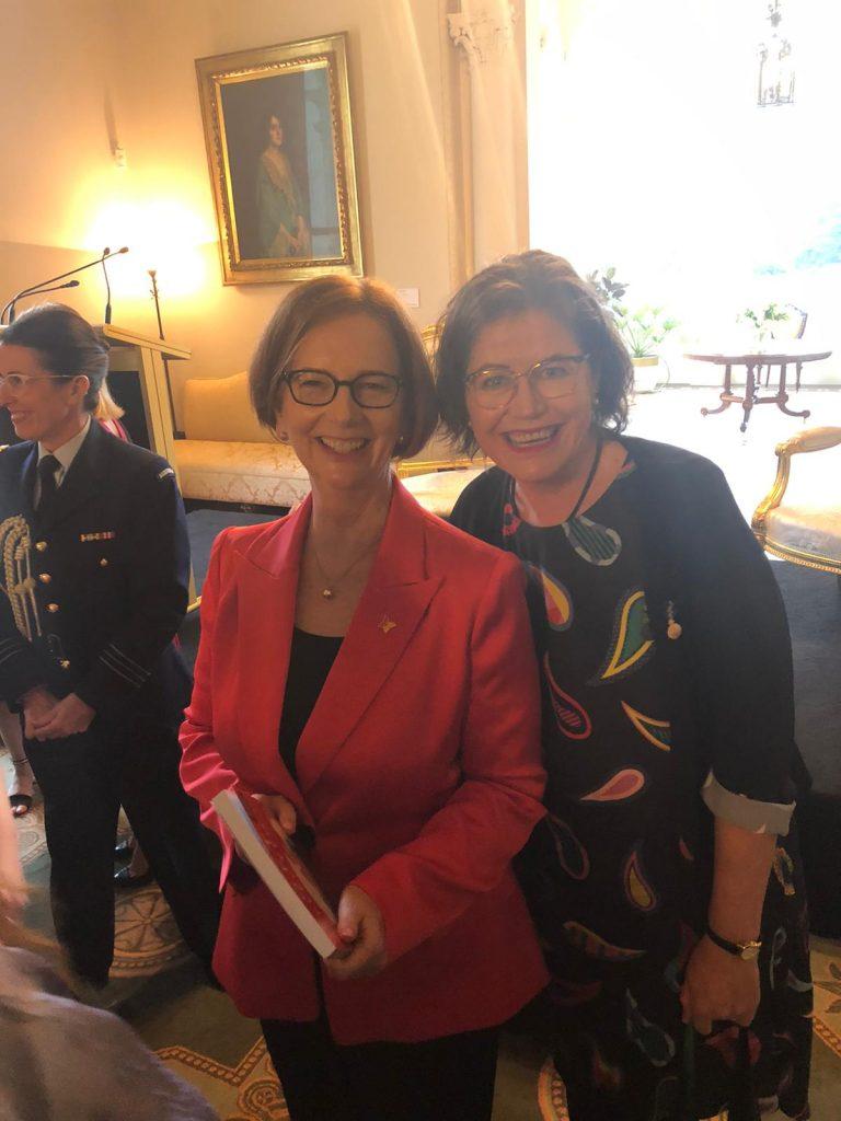 Australian female Prime Minister